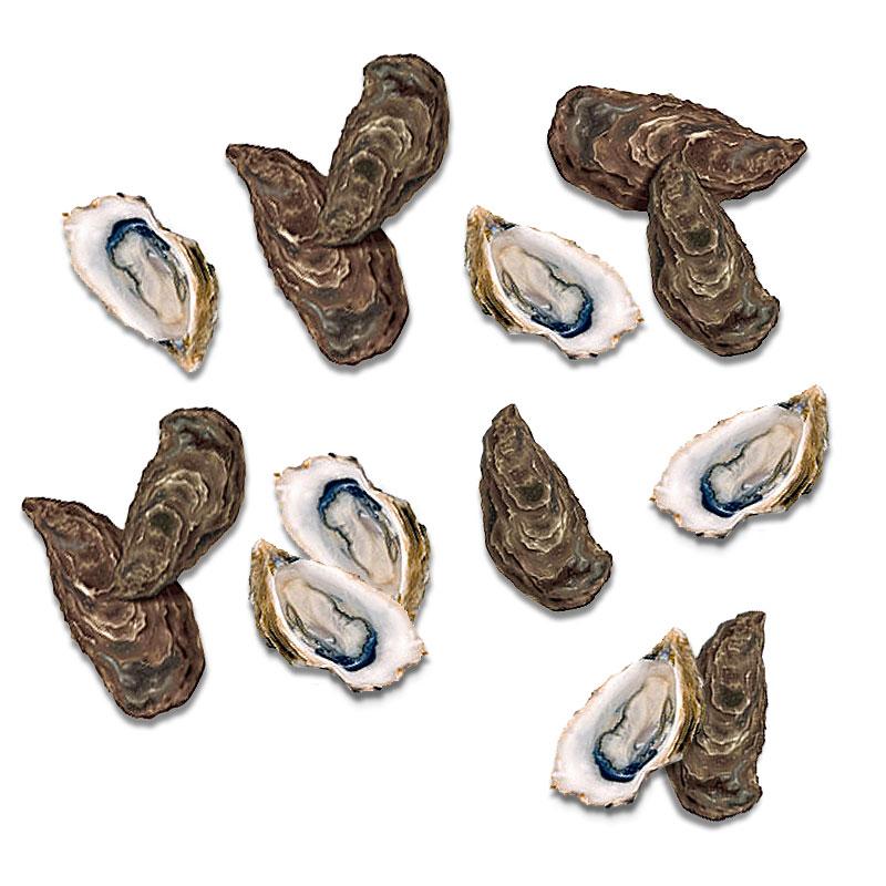 Lindisfarne Oysters image