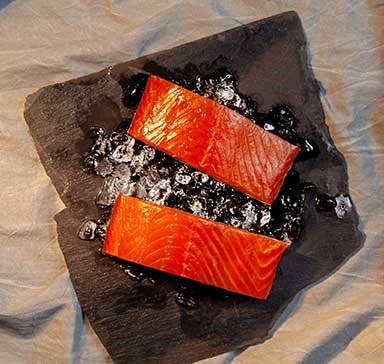 Swallow's Salmon Smokie  image