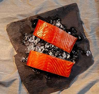 Swallow's Salmon Smokie  image